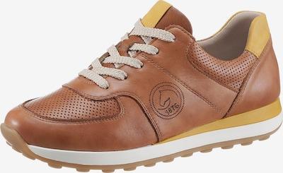 REMONTE Sneaker in cognac, Produktansicht
