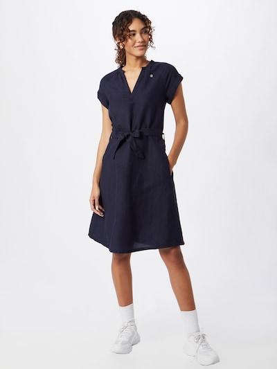 Ragwear Kleid 'RIEKA' in navy, Modelansicht