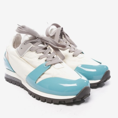 Acne Sneaker in 39 in beige / türkis, Produktansicht