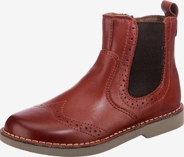 RICOSTA Stiefel 'DALLAS' in Rot