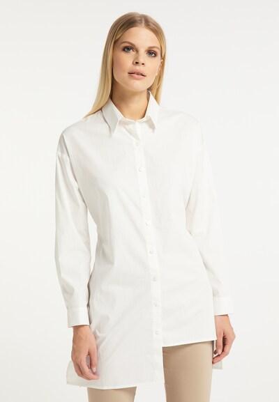 RISA Bluse in weiß, Modelansicht