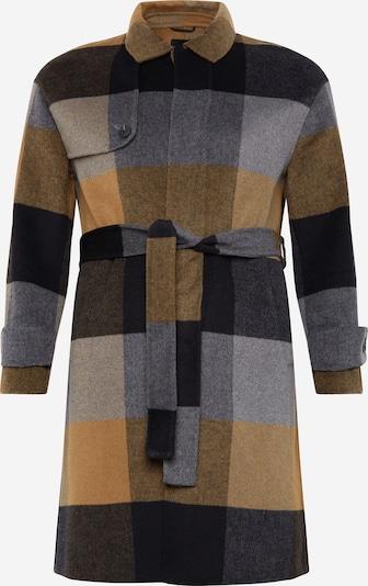 ANTONY MORATO Mantel in senf / grau / schwarz, Produktansicht