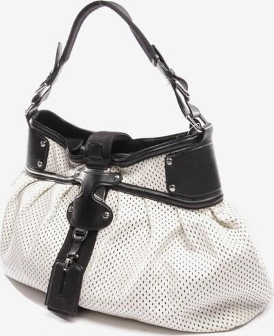 HUGO BOSS Schultertasche  in M in schwarz / offwhite, Produktansicht