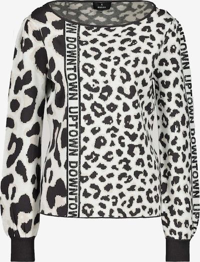 monari Trui in de kleur Zwart / Wit, Productweergave