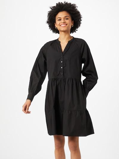 Y.A.S Košilové šaty - černá, Model/ka