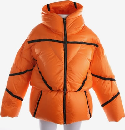 Schumacher Winterjacke in M in orange / schwarz, Produktansicht