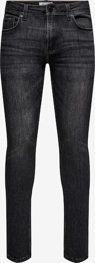 Jeans 'Loom Life' Only & Sons pe negru, Vizualizare produs