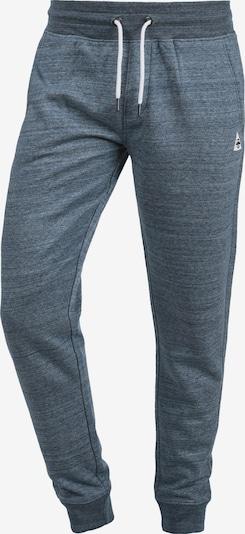 BLEND Jogginghose 'Henny' in blau: Frontalansicht