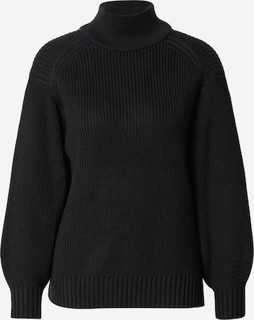 ESPRIT Pullover in Schwarz