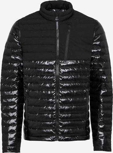 Superdry Jacke 'Contrast' in schwarz, Produktansicht