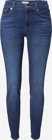 7 for all mankind Jeans 'Roxanne' i blå