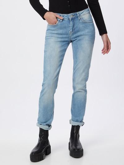 LTB Jean 'Aspen Y' en bleu clair, Vue avec modèle