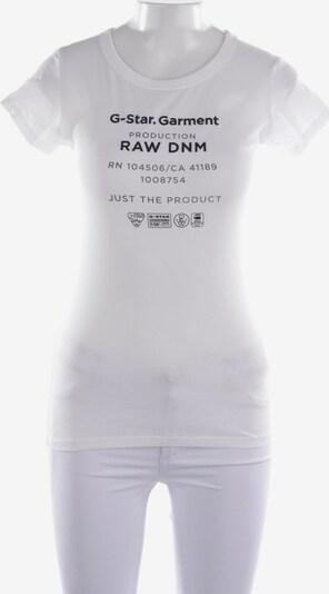 G-Star RAW Shirt in XS in weiß, Produktansicht