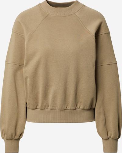 A LOT LESS Sweatshirt 'Kate' - (GOTS) in chamois, Produktansicht