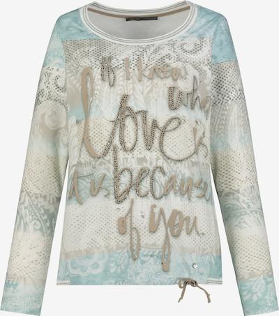 Gina Laura Sweatshirt in mischfarben, Produktansicht
