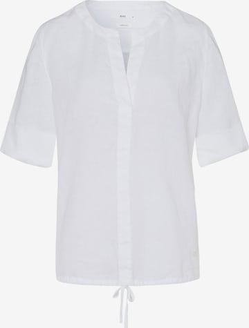 BRAX Bluse 'Style Vio' in Weiß