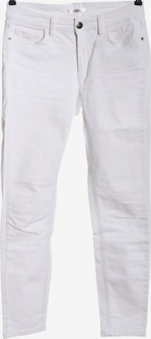 TRIANGLE Jeans in 27-28 in White