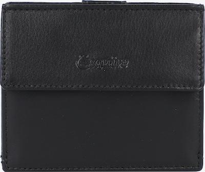 Esquire Kreditkartenetui in schwarz, Produktansicht
