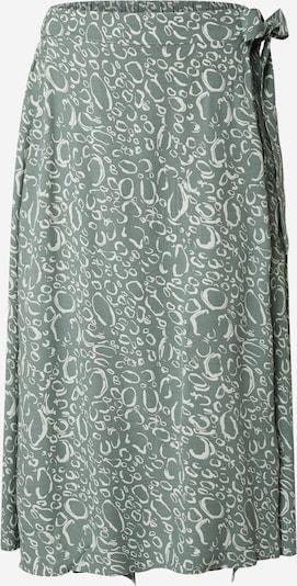 VERO MODA Sukně - pastelově zelená / bílá, Produkt
