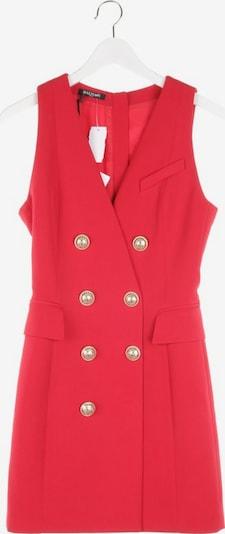 Balmain Kleid in XXS in rot, Produktansicht