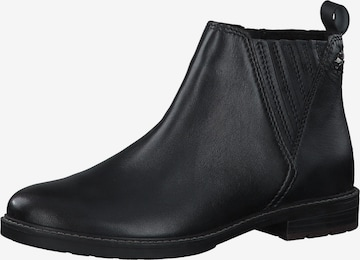 MARCO TOZZI Ankle Boots in Blau