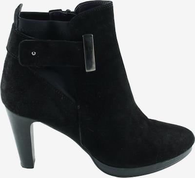 Zanon & Zago Reißverschluss-Stiefeletten in 38 in schwarz, Produktansicht