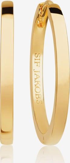 Sif Jakobs Ohrringe in gold, Produktansicht