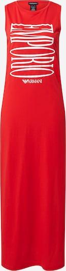 Emporio Armani Plážové šaty - červená / bílá, Produkt