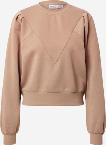 Noisy may Sweatshirt 'ELLA' in Brown