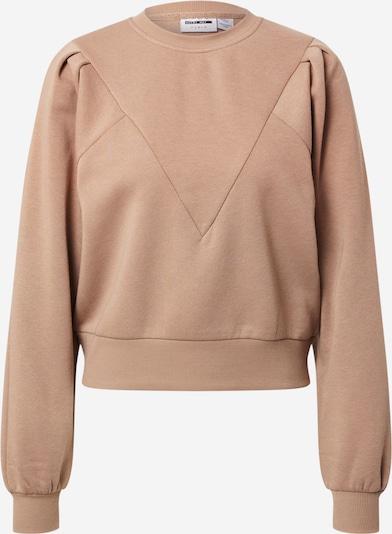 Noisy may Sweatshirt 'ELLA' in hellbraun, Produktansicht
