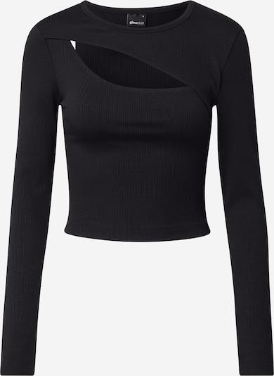Gina Tricot Koszulka 'Yara' w kolorze czarnym, Podgląd produktu
