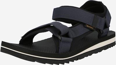 Sandale TEVA pe bleumarin, Vizualizare produs