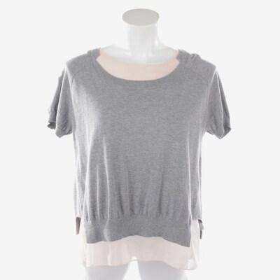 PATRIZIA PEPE Shirt in XS in grau / pink, Produktansicht