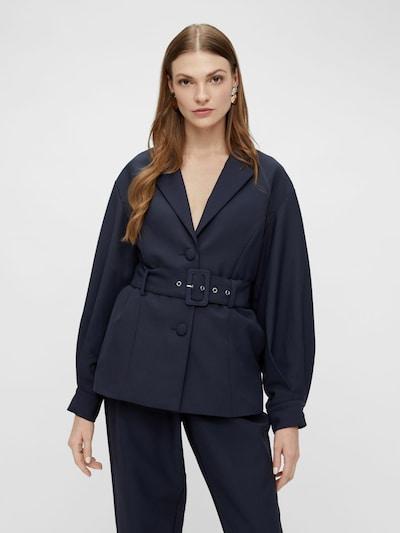 Y.A.S Blazer in dunkelblau, Modelansicht