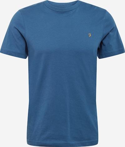 Maglietta 'DANNY' FARAH di colore blu cielo / giallo, Visualizzazione prodotti
