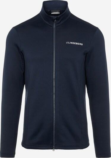 J.Lindeberg Tussenjas in de kleur Donkerblauw, Productweergave