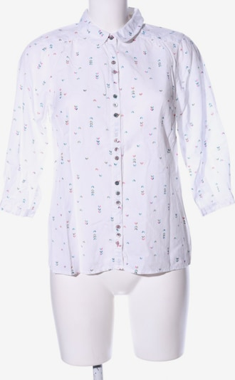 WHITE STUFF Langarm-Bluse in S in blau / pink / weiß, Produktansicht