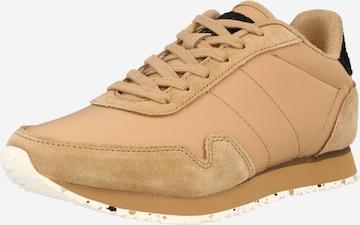 WODEN Sneakers 'Nora III' in Brown