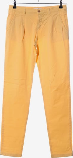 DE.CORP Chinohose in XS in hellorange, Produktansicht