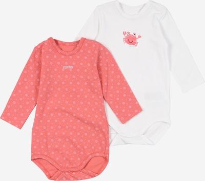 ESPRIT KIDS Бебешки гащеризони/боди в светлосиньо / сьомга / черно / бяло, Преглед на продукта