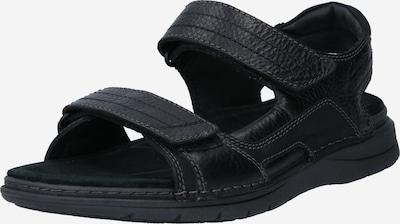 CLARKS Sandaalit 'Nature' värissä musta, Tuotenäkymä