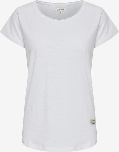 Oxmo T-Shirt 'Lydi' in weiß, Produktansicht