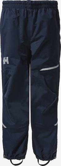HELLY HANSEN Outdoor broek 'Sogn' in de kleur Marine / Wit, Productweergave