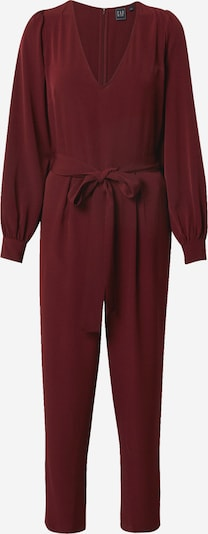 GAP Jumpsuit in weinrot, Produktansicht