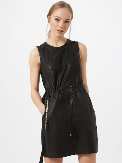 FREAKY NATION Šaty 'Bird Cage' - čierna, Model/-ka