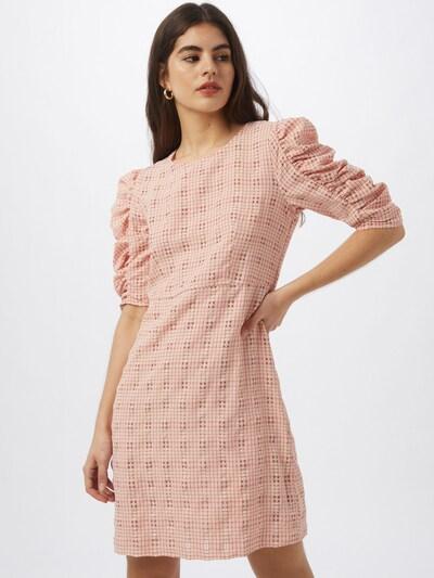 Rochie 'Kia' ONLY pe roz pal / negru, Vizualizare model