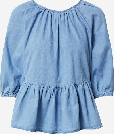 ONLY Bluse 'MARY' in blau, Produktansicht