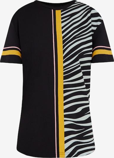 Finn Flare Kurzarmshirt in schwarz, Produktansicht