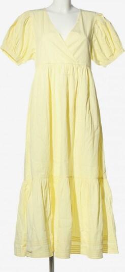 EDITED Blusenkleid in M in pastellgelb, Produktansicht