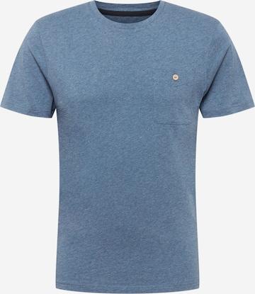 FAGUO Shirt 'OLONNE' in Blau